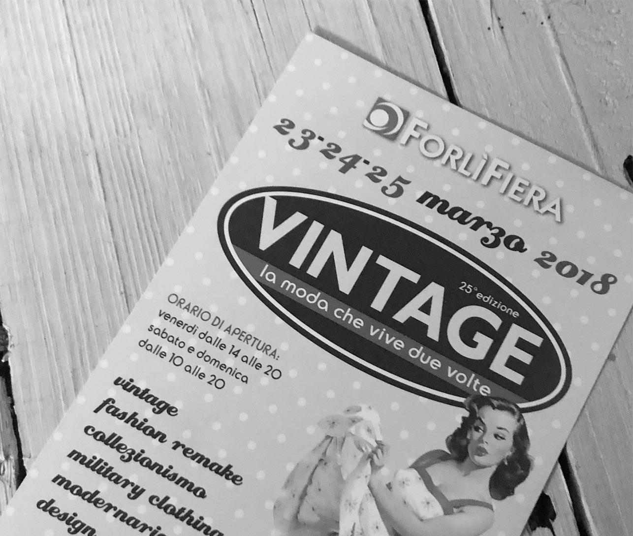 Fiera Vintage Forli