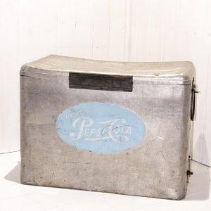 Ghiacciaia Vintage Pepsi Portatile anni '50