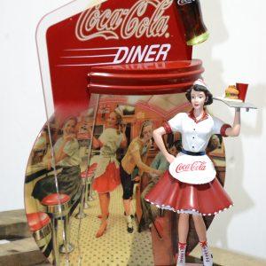 Piatto Coca Cola da collezione Bradford Exchange