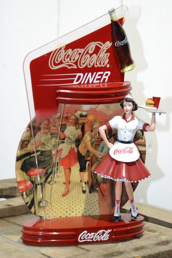 piatto da collezione cocacola
