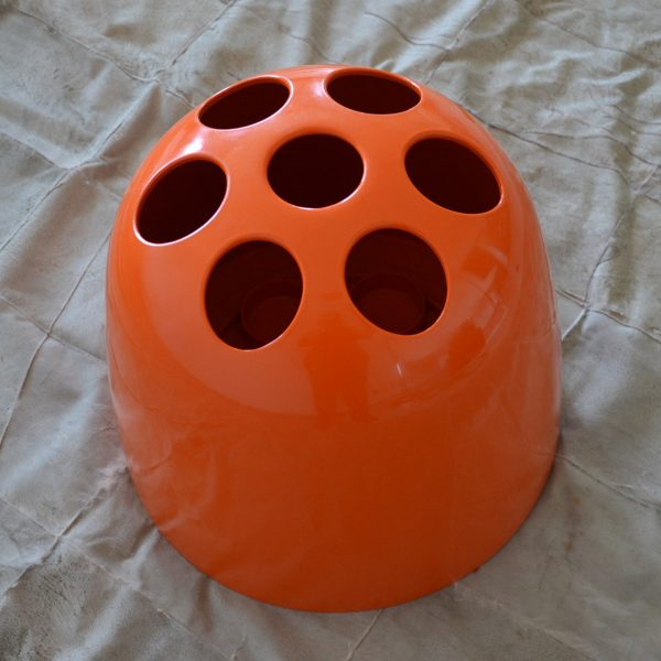 portaombrelli dedalo arancio