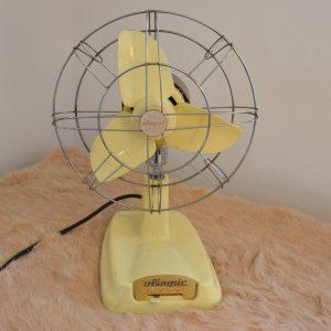 ventilatore vintage olimpic