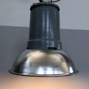 Lampada da fabbrica a sospensione – a campana