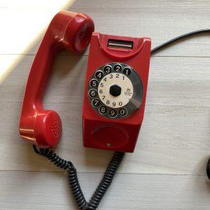 telefono a disco chicco anni 80