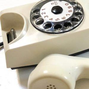 Telefono a disco anni 80 modello Chicco