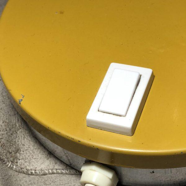 lampada da tavolo space age