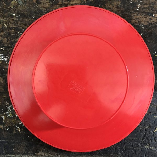 Posacenere Kartell 4638 rosso