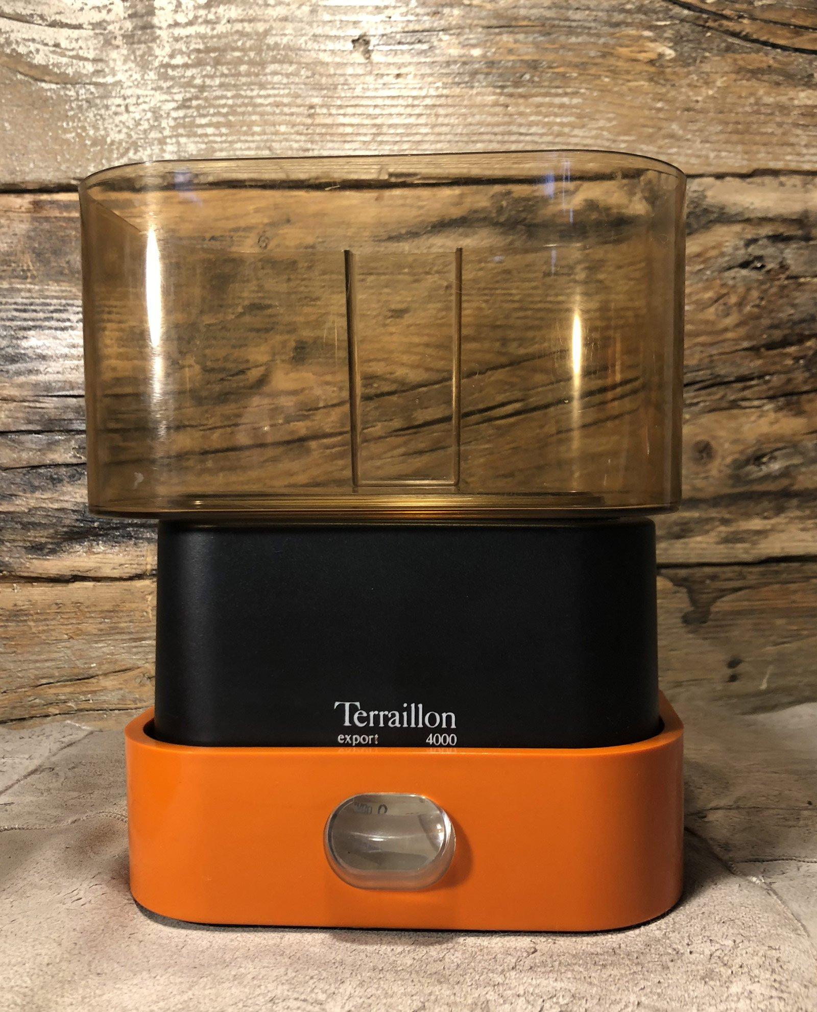 Bilancia da cucina Terraillon Export 4000 | Design Zanuso - Cheantico