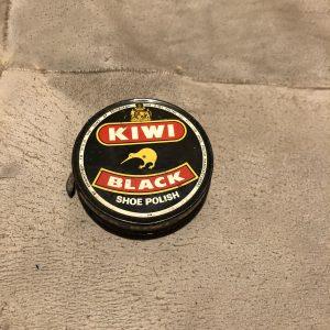 vintage memorabilia lucido scarpe kiwi