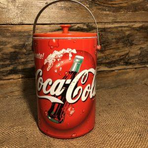 Secchiello Ghiaccio Coca-Cola vintage