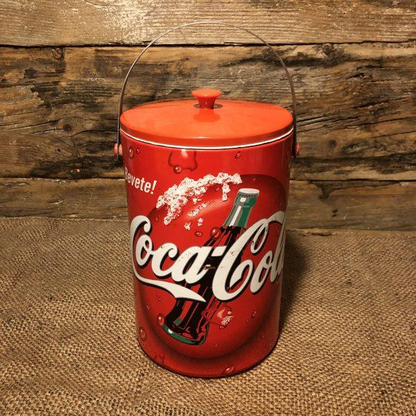 Secchiello Ghiaccio Coca-Cola vintage | anni 80 anni 90
