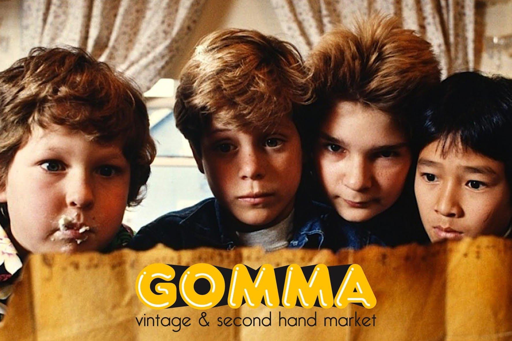 Gomma vintage