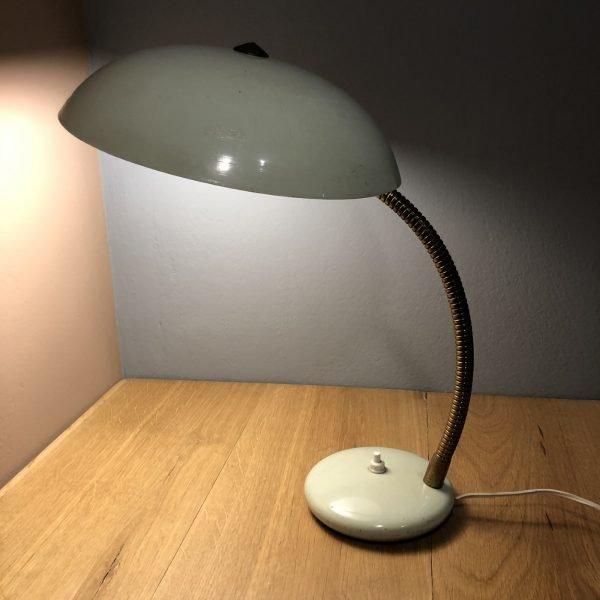 lampada da comodino mid-century vede acqua - accesa