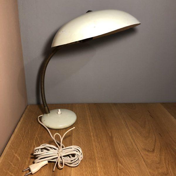 lampada da comodino mid-century particolare spina