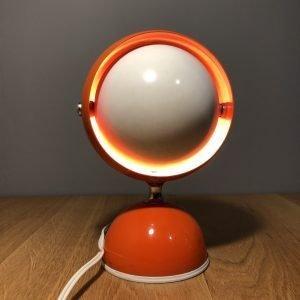 lampada eyeball arancione