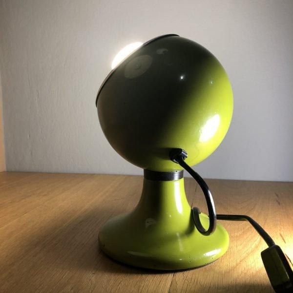 lampada eyeball verde