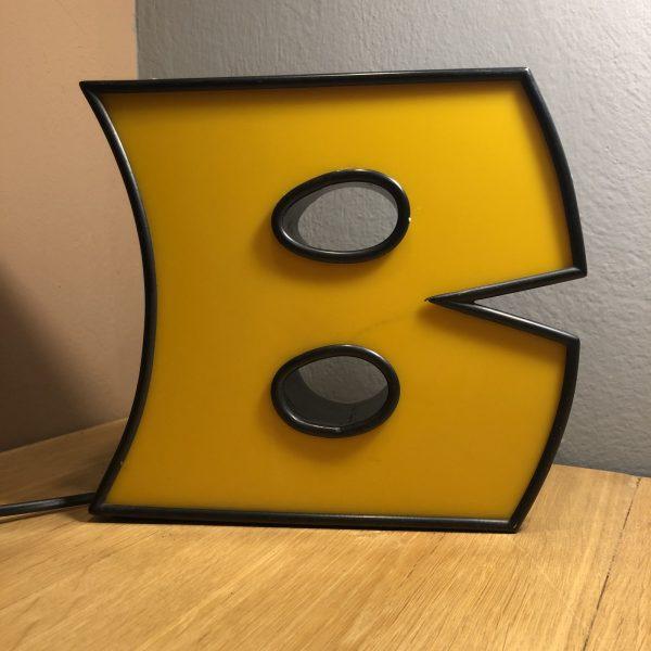 Lettera B Vintage scatolata