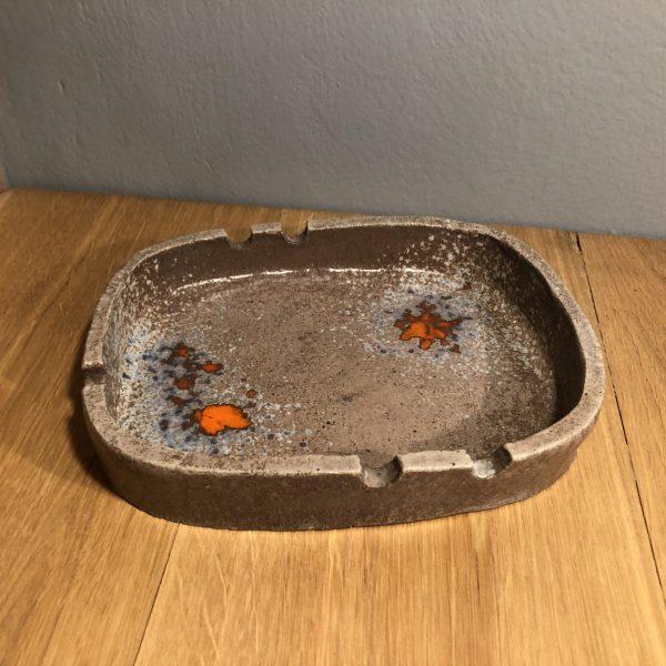 Posacenere Vintage in ceramica