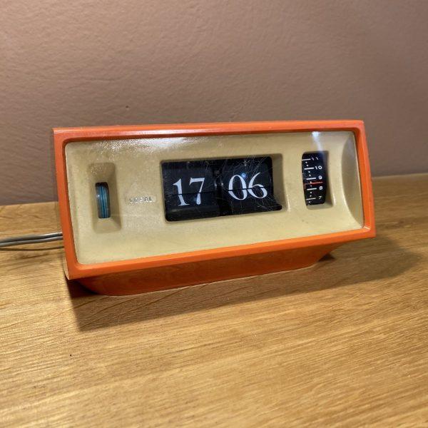 orologio a cartellini caslon 701