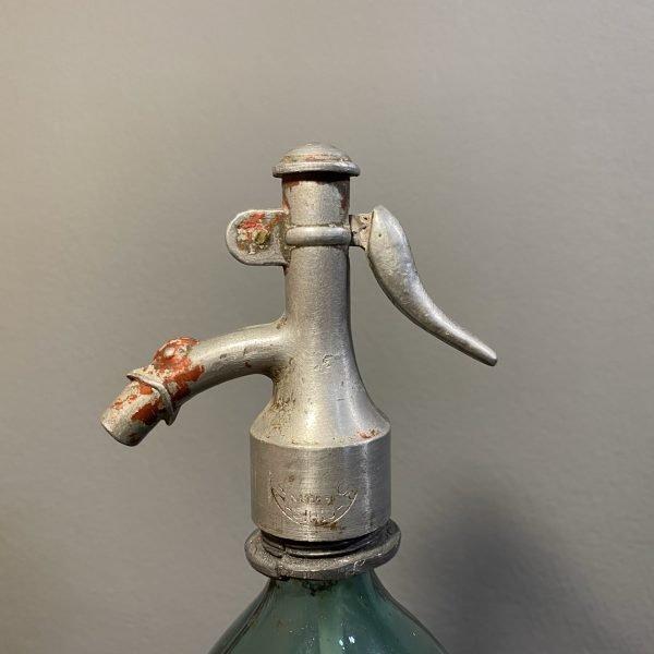 sifone seltzer in vetro tappo